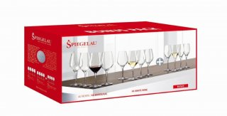 Authentis Vinglas-set Bordeaux / Vitvinsglas / Champagneglas