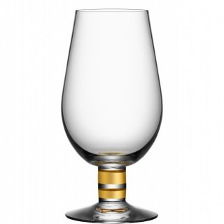 Orrefors Per Morberg Exclusive beer glass ölglas