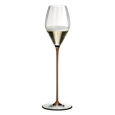 High Performance Champagneglas guld