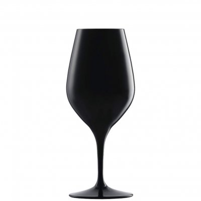 Spiegelau authentis wine tasting black vinglas wine glass
